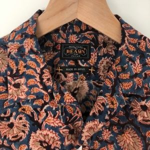 Beams Plus - Short Sleeve Shirt